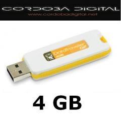 Pen Drive Kingston 4GB