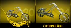 Bicicletas choperas/ Chopper Bikes