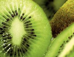 Kiwi, Aplicada a la industria Alimenticia,