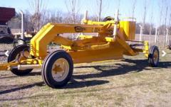 Niveladora de arrastre GROSSPAL Modelo VG-304