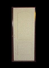 Puerta Placa de Pino