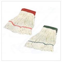 Mopas cerradas de algodón