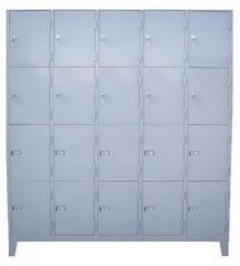 Lockers con 20 Puertas con dispositivo p/candado.