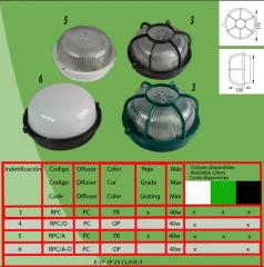 Tortugas elaboradas en termoplástico