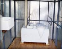 Baño portátiles para discapacitados