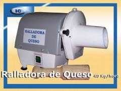 Ralladora de Queso 40 Kg/hora ICindcom