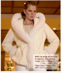 Exclusive fur coats