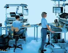 Sistema de producción manual