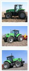 Tractor AGCO Allis Serie 6 Nacional