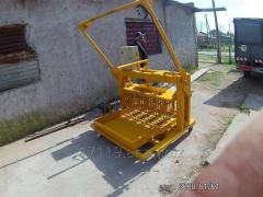 Industrial mobile manual Bloquera - BPS 4000