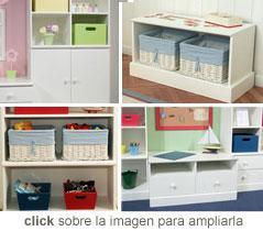 Modulares para habitaciones de niños