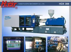 Máquina Inyectora de Plástico Importada HDX 388