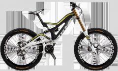 Bicicleta de montaña GT Fury World Cup