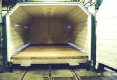Hornos con calefacción a gas para tratamientos