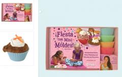 Libro Fiesta con Mini Moldes