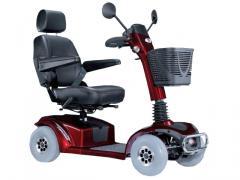 Scooter motorizado