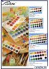 צבעים אמנות אקוורל