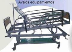 Cama terapia intensiva eléctrica/manual AE 12 E