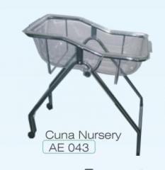 Cuna nursery AE 043