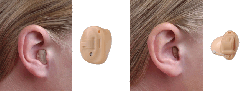 Audífonos intracanales e invisibles Intuir 4