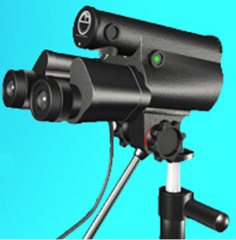 Colposcopio Binocular