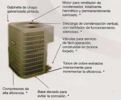 Condensadoras Frio Solo / Frio Calor