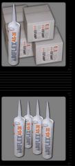 Sellador elástico de un componente