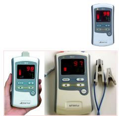 Oxímetro de Pulso Veterinario