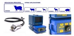 Ecógrafo veterinario Ovi Scan 6