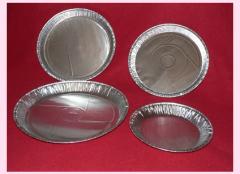 Platos y bandejas de aluminio