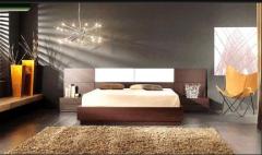 Dormitorio planificado combinado