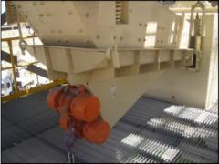 Alimentadores y transportes motovibratorios AMVS / AMVI ( Feeders)