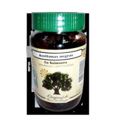 Compro Aceitunas negras orgánicas x 225 grs.