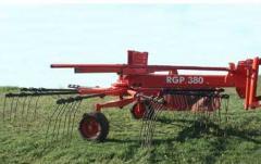 Rastrillo giroscópico RGP 380