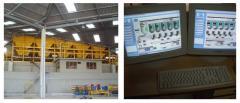 Centrales dosificadoras de Hormigón / concreto