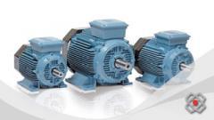 Motores Eléctricos Baja Tensión ABB linea Alta Eficiencia