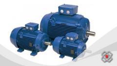 Motores Electricos de Baja Tension WEG linea W20