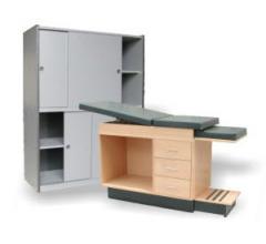 Muebles para consultorios médicos
