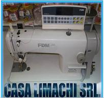 Máquinas de costura recta