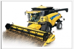 Cosechadora New Holland 9080 4WD Dual