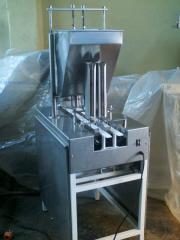 Máquina Dosificadoras de Dulces