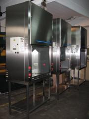 Campanas Extractores de Gases Modelo CPG/E-clase I