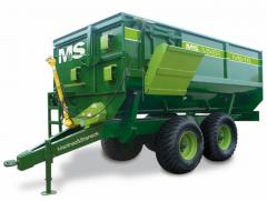 Mixer M&S 16 super pesado con balancín