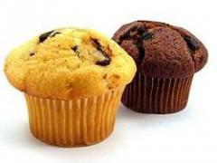 Premezcla en polvo lista para elaboración de muffins