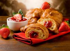 Premezcla concentrada para la elaboración de croissant, facturas, strudel, tapas de empanadas de Vigilia, trenzas rellenas, cocas danesas, etc.
