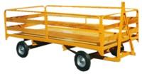 Carro con Baranda Desarmable - Grande