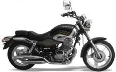Motocicleta Chopera GILERA YL275