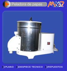 Peladora de papas 7kg Cod. 184