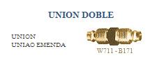 Unión doble