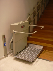 Plataformas para sillas de ruedas AS30